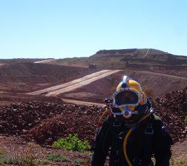 Diving Mining