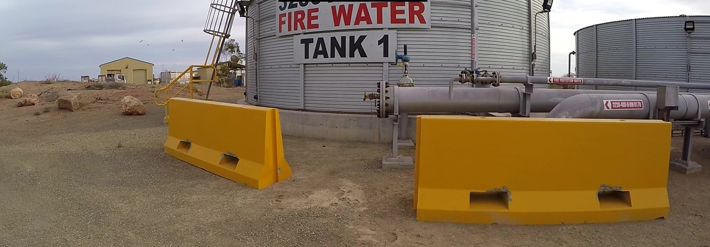 Fire Tank Inspections