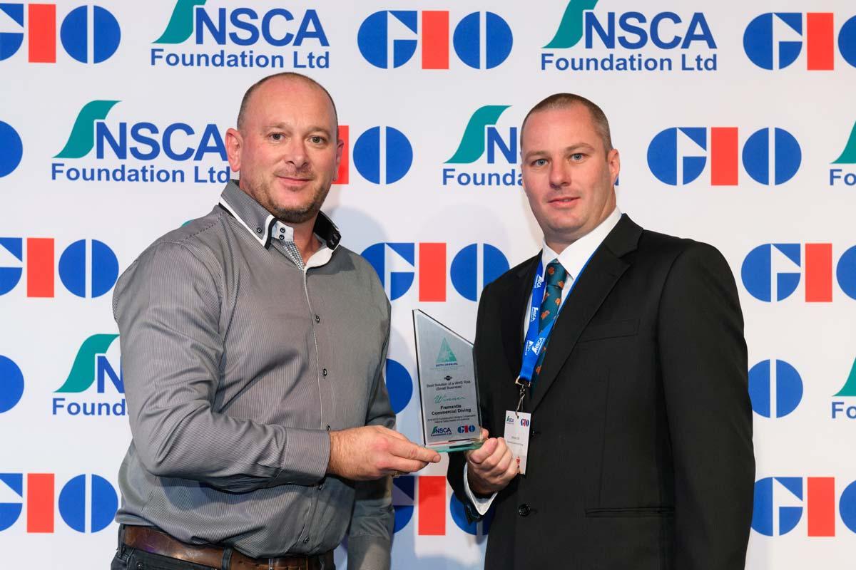 nsca awards 2018