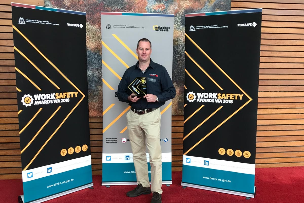 work safety awards 2018