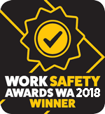 work safety awards WA 2018